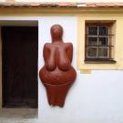 Wenus służąca jako symbol muzeum